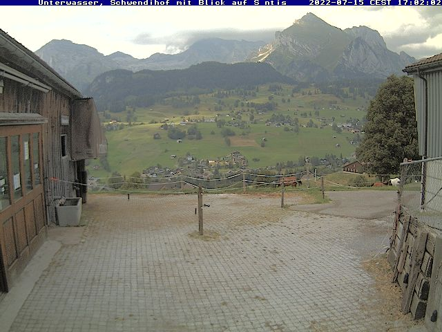 Webcam Unterwasser